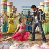 Ajay Devgan on the sets of Himmatwala!